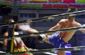 Een gids voor het innemen van Muay Thai (Thais boksen)