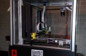 Een bijna betrouwbare, hoge precisie, 3D Printer: zoon van MegaMax (SoM)