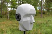 Binaural hoofd voor stereo-opname