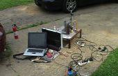 Python/Arduino seriële regelaar: Zelfgemaakte hoogoven