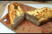 Boter brood met Biscuit Yumminess