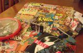 5 goedkoop-als-gratis dingen om te maken van oude comics