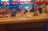 Danger Mouse Mini teken Standees (met Stickers)