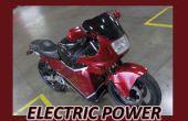Uw eigen elektrische motorfiets ingenieur!
