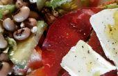 Genezen van rundvlees & Avocado Toast Lunch