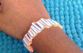 DIY stro armbanden!