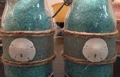 DIY strand thema aromatherapie badzout