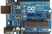 Arduino PID code voor lijn volgende Robot
