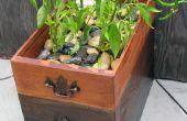 Dressoir laden Self-Watering planter uit gevonden