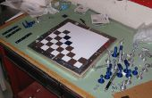 Cybergeek van DIY schaakbord