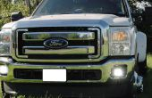 Installeren van iJDMTOY Ford F250 F350 LED Mistlamp