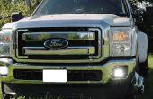 Installeren van iJDMTOY Ford F250 F350 LED Mistlamp