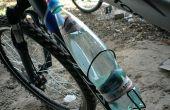 DIY 0$ fiets fles & fles houder