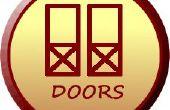 Bouwen schuur deuren