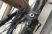 Hoe aanpassen schijfremmen op uw fiets