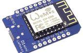 Voice Control ESP8266 (WEMOS D1mini) via het Internet (zonder MQTT)