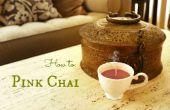 Chai roze