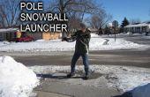 Snowball Launcher Pole
