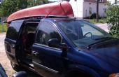 Gemakkelijke manier om cartop een kano of boot
