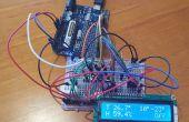 Temperatuur van de Arduino aangedreven ventilator - bestaande domotica