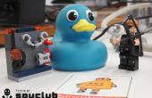 Maken van rubberen eenden meer awesome (met Lego & Sugru)
