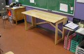 MEER NOMAD meubilair: Een Inklapbare Desk
