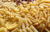 Bruikbaar - Tipos de Pasta