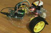 Arduino Bluetooth RC auto w / elektronisch remsysteem