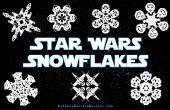 Hoe maken Star Wars sneeuwvlokken