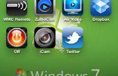 Volledige toegang naar de PC van de Desktop via iPhone