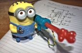 Hoe een McDonald's Happy Meal Minion inbreken in een elektrische dia Whistle