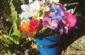 DIY Alice in Wonderland bloemen