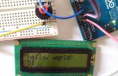 Arduino Voltmeter (auto batterij meetsysteem)