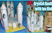 Hoe maak je een Crystal kasteel met Ice Rink