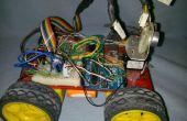 """Hoe maak je een belemmering voor het vermijden van Arduino Robot! """"Mijn Robot V1"""""""