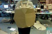 Sleuven bouw kartonnen schildpad kostuum