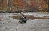 Hoe een Monster Buck zak tijdens de bronst Whitetail