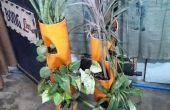 DIY PBC verticale tuin