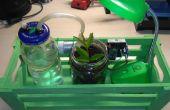 Arduino automatisch water geven systeem
