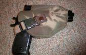How To Paint een Camo geweer en een pistool Holster
