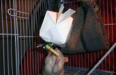 Traktatie gevuld Origami voor katten of kleine huisdieren!