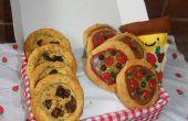 Zoete en hartige Pizza Cookies!