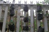 Verticale tuin in 10 minuten!