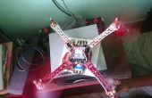 DJi F450 Quadcopter hoe te bouwen? Home ingebouwde.