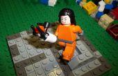 Lego Chell Minifiguren vanaf portal
