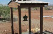 How To Build een herdenkingsdag Vogelhuis/waterbak Gazebo
