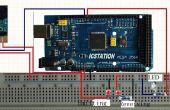 Anti-diefstal ingang Guard alarmsysteem op basis van Arduino