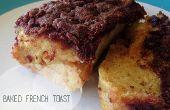Franse Toast recept gebakken