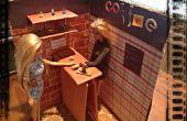 Awesome Kids Project: Gemakkelijk Barbie Diorama