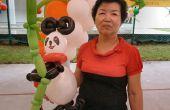 Ballon sculptuur hobby maken een levendige omgeving voor evenementen